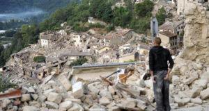 La frazione Pescara del Tronto cancellata dal terremoto
