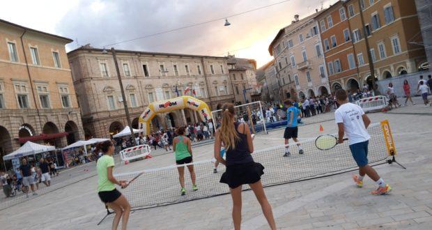 Sabato e domenica torna lo sport in piazza