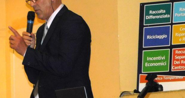 Il consigliere regionale Luigi Zura Puntaroni
