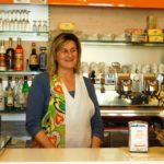 Marisa Bianchini nell'Antica pasticceria