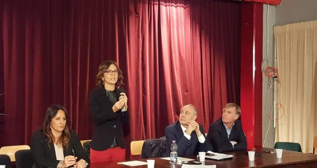 Terremoto: Marin, Ceroni, Gelmini a San Severino