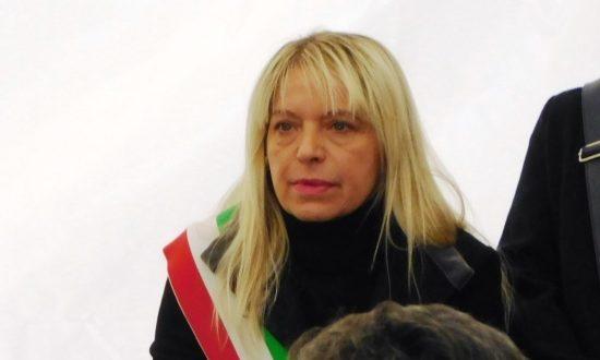 Il sindaco Rosa Piermattei
