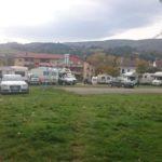 L'area camper sorta nell'ex zona circhi