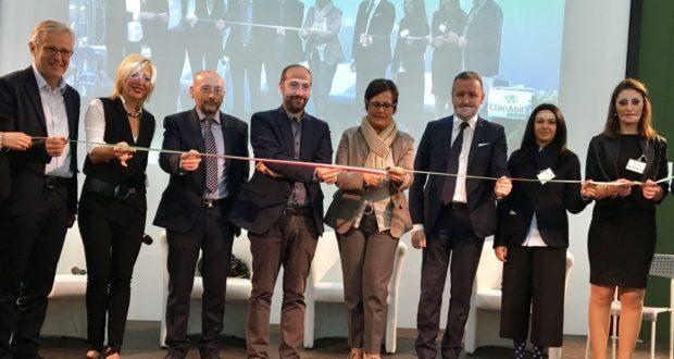 L'inaugurazione di Riabita 2016