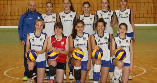 Le ragazze della 1^ Divisione
