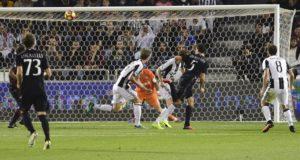 Il gol di Bonaventura (foto di Gazzetta.it)