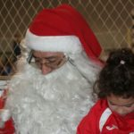 Babbo Natale al palasport