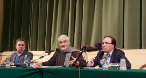 Latouche all'Italia per il ciclo di incontri legati alla mostra su Montale