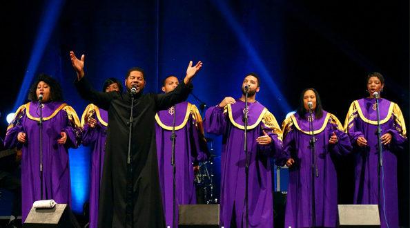 The Mount Unity Choir