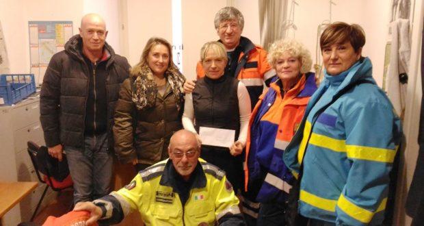 I volontari della Misericordia di Albinia