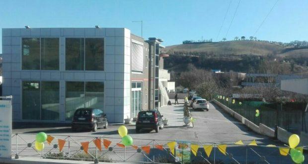 La nuova sede dell'asilo Hakuna Matata