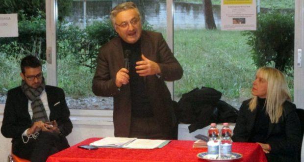 L'assessore regionale Angelo Sciapichetti
