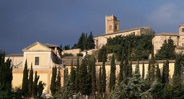 Il santuario della Madonna dei Lumi