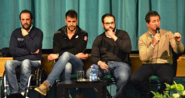 Zlatanov e Ferri alla serata dello sport pro terremotati