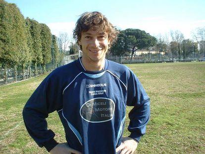 L'attore Pasotti, uno dei primi ad aderire all'iniziativa di San Severino