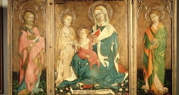 L'Altarolo di Lorenzo Salimbeni