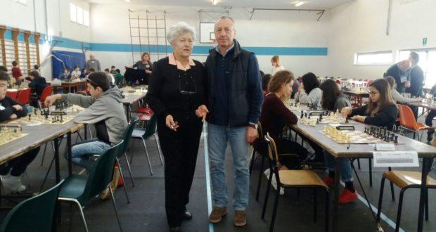 Caterina Ciambotti e Paolo Paoloni