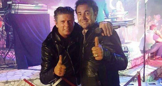 Massimiliano Caciorgna ha messo lo zampino nel successo di Codazzi a Standing ovation