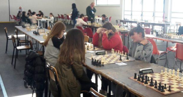 Il torneo di scacchi alle scuole medie