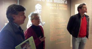 Da sinistra: il rettore Corradini, Donella Bellabarba e Stefano Leonesi