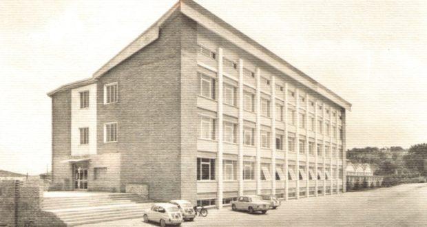 Un'immagine del primo Istituto tecnico