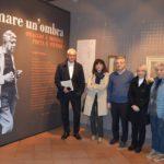 La delegazione regionale in visita alla mostra