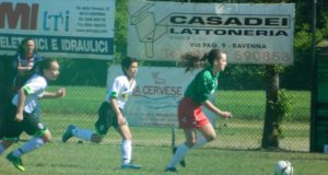 Serena Ventura in azione