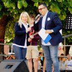Il saluto del sindaco Rosa Piermattei