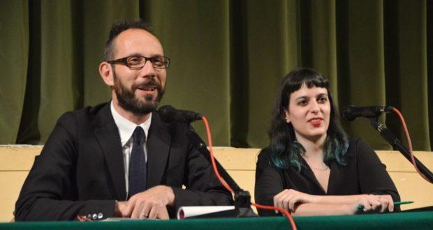 Francesco Rapaccioni e Marta Zura Puntaroni
