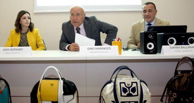 Gino Marinozzi presenta il progetto