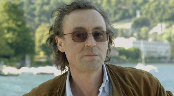 Lo scrittore Andrea Vitali