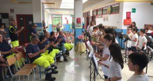 Il concerto degli alunni della Primaria di Cesolo