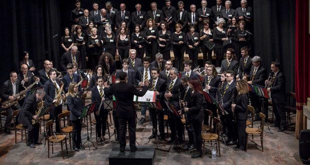 Il Concerto della Repubblica al Feronia (foto di Piergiorgio Della Mora)
