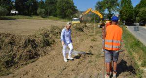Iniziati i lavori per le casette destinate ai terremotati