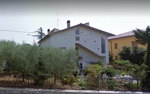 La casa in cui si è consumata la tragedia