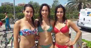 Le tre gemelle Dominici di Genga