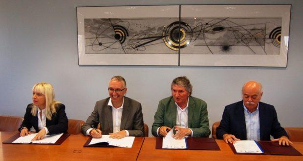 Firmata in Regione intesa per Intervelliva Tolentino-San Severino