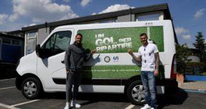 """""""Un gol per ripartire"""": la campagna dell'Inter per le zone colpite dal terremoto"""
