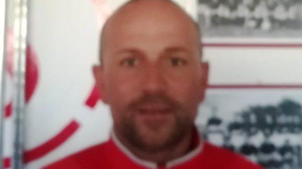 Valentino Amore, nuovo allenatore della Juniores