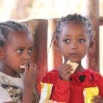 Due bambine etiopi