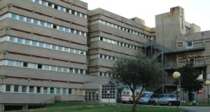 Il Pronto soccorso dell'ospedale