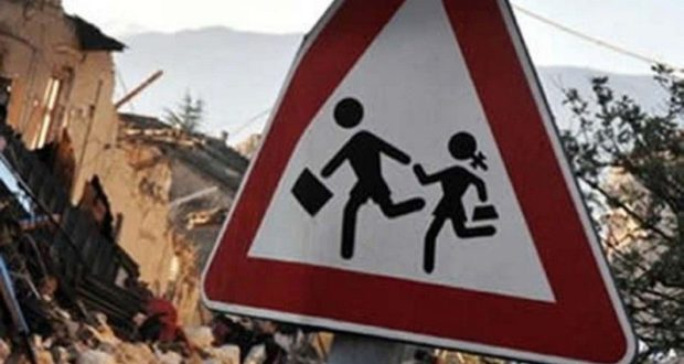 "Manifestazione a Teramo per ""scuole sicure"""