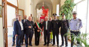 Il cardinal Bassetti a San Severino