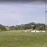 Il campo di calcio a Serralta