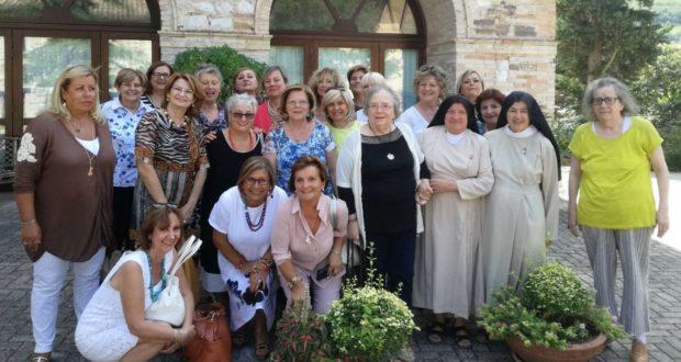 """Foto di gruppo al """"Bambin Gesù"""""""