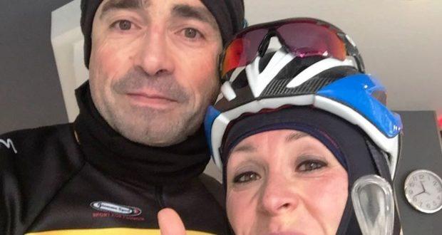 Alberto Cambio e Laura Strappaveccia