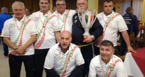 La squadra che ha vinto il titolo