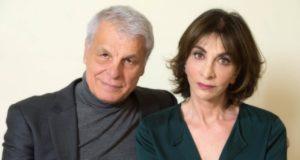 Michele Placido e Anna Bonaiuto