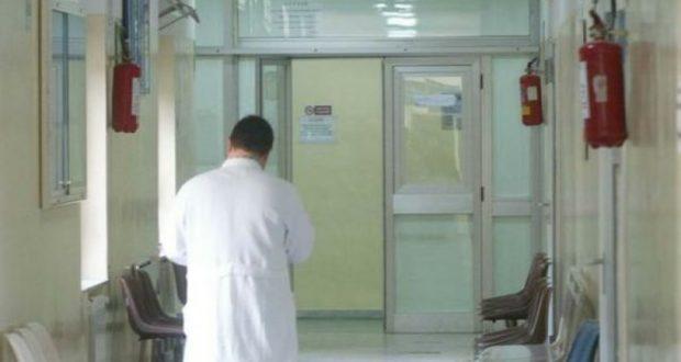 Una corsia di ospedale