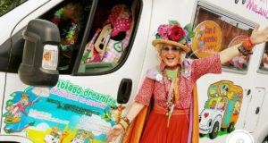 Zia Caterina e il Taxi della solidarietà